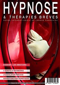 Projet de soin d'hypnoanalgésie. Anne-Sophie DUHAMEL