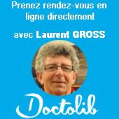 Laurent GROSS, Hypnose Médicale à Paris 5