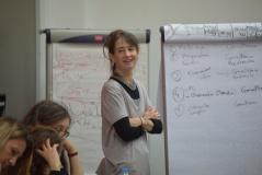 Sophie Tournouër, Formation en Thérapies Brèves
